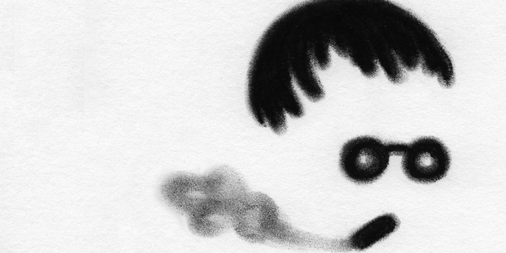 Brecht_Zeichnung