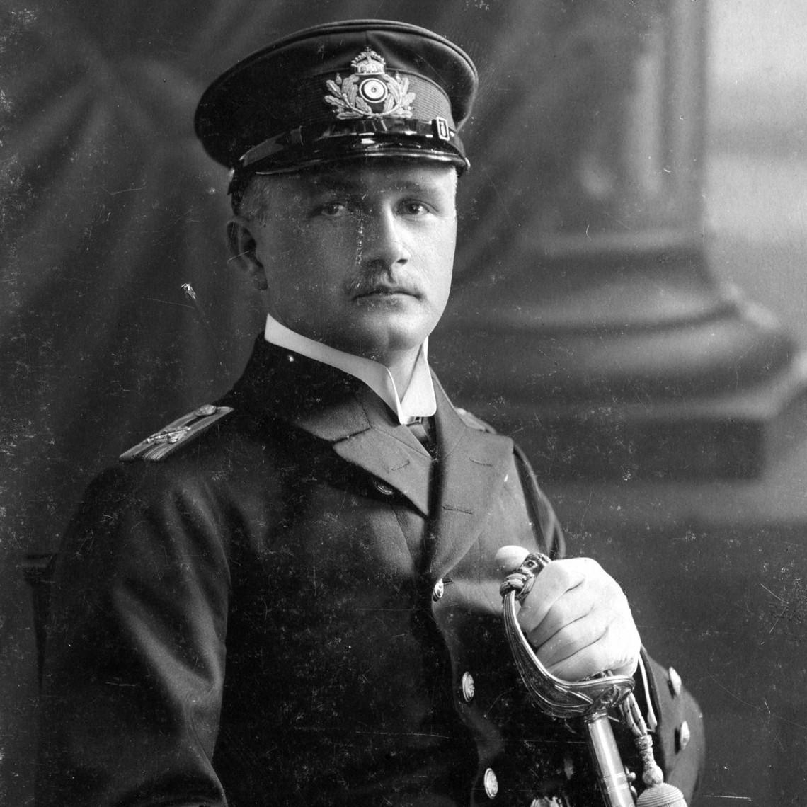 """Hendrik Gröttrup """"Wilhelm Wassmuss. Der deutsche Lawrence"""""""