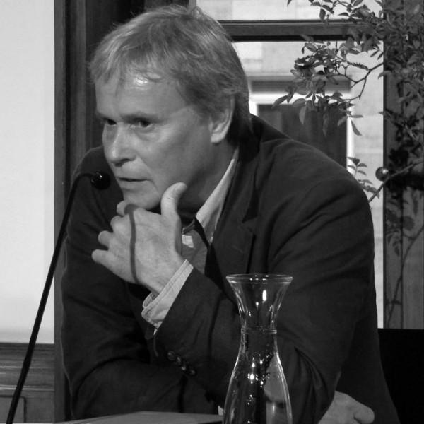 Richard Pietraß im Gespräch mit Peter Waterhouse