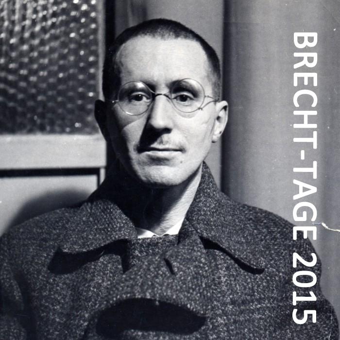 """Brechts Vision eines """"Theaters des wissenschaftlichen Zeitalters"""""""