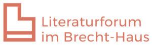 Logo Literaturforum im Brecht-Haus