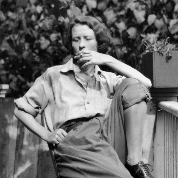 """Ernst Osterkamp """"Leben in Bildern: Edna St. Vincent Millay"""""""