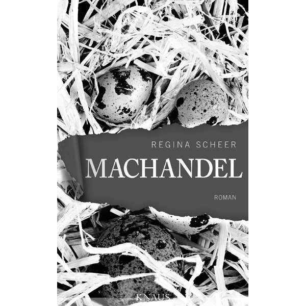 "Regina Scheer ""Machandel"""