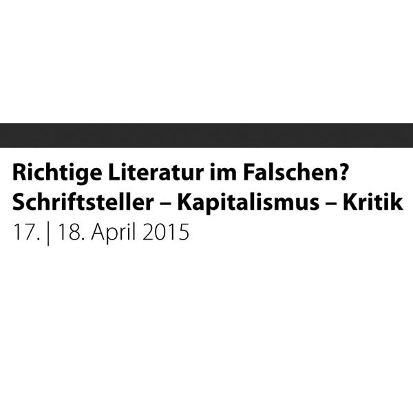 Gemeinsam oder zusammen? Chancen eines kritisch-emanzipatorischen Literaturdiskurses