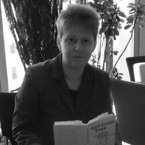 """Petra Pau """"Gottlose Type. Meine unfrisierten Erinnerungen"""""""