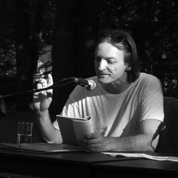 Richard Pietraß im Gespräch mit Volker Sielaff