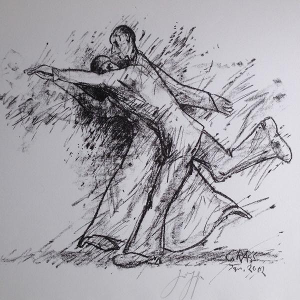 """Günter Grass """"Auf einem ganz anderen Blatt"""" (Lithographien und Radierungen)"""