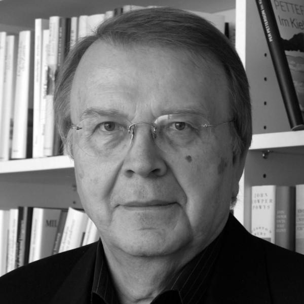 """Wilhelm Genazino """"Außer uns spricht niemand über uns"""""""