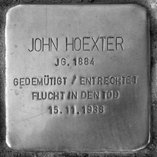 """Jörg Aufenanger """"John Höxter. Poet, Maler und Schnorrer der Berliner Bohème"""""""