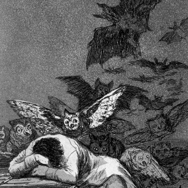 """Barbara Hahn """"Endlose Nacht – Träume im Jahrhundert der Gewalt"""""""