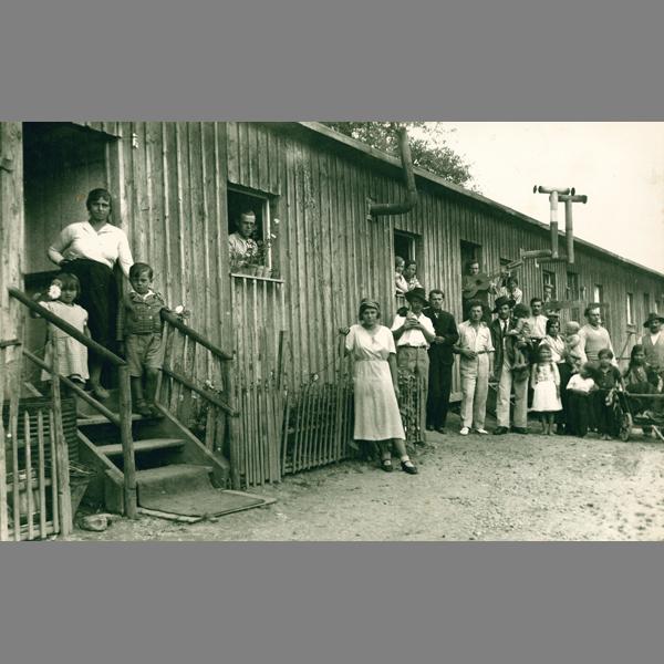 Der andere Holocaust: Das Zigeunerlager Ravensburg Ummenwinkel