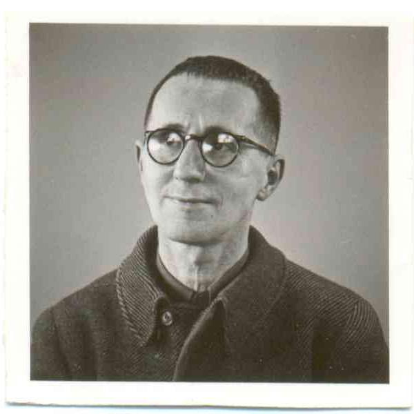 Brecht und das Fragment: Öffentliche Tagung