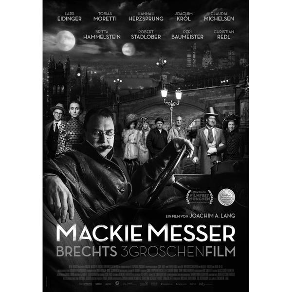 """Andreas Jacke: Ein Haifisch ohne Zähne? Über """"Mackie Messer – Brechts Dreigroschenfilm"""" (2018)"""