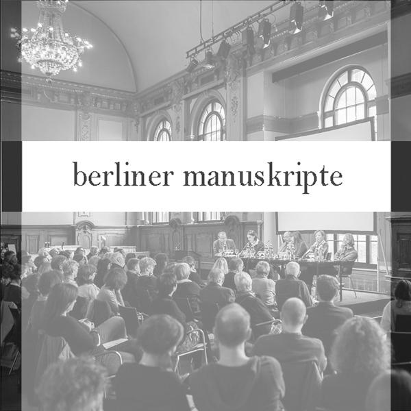Berliner Manuskripte