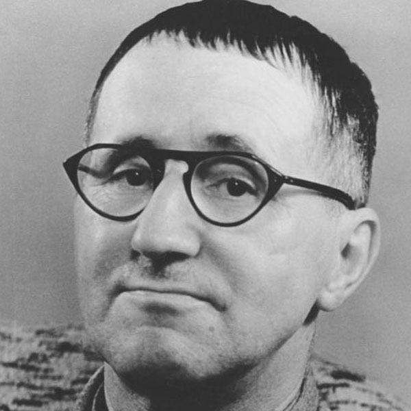 Brecht – ein Autor ohne Gegenwart?