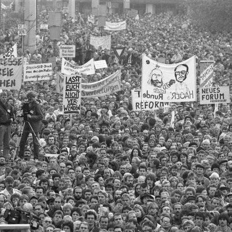 Zerstörte Illusionen? Die Bürgerrechtsbewegung und die Wende '89