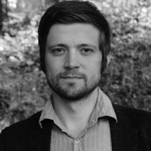 Alexandru Buluczim Gespräch mit Michaela Nowotnick